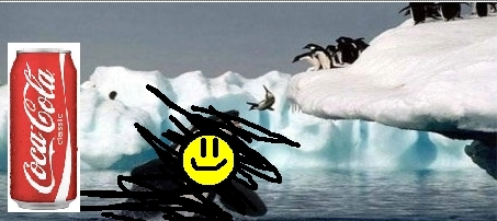 HELP IM A pinguim FALLING -SCARRY PART