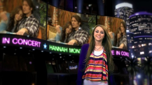 Hannah Montana Forever Opening Miley Stewart