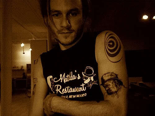 Heath's tatuajes <3