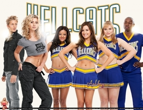 Hellcats promotional foto-foto
