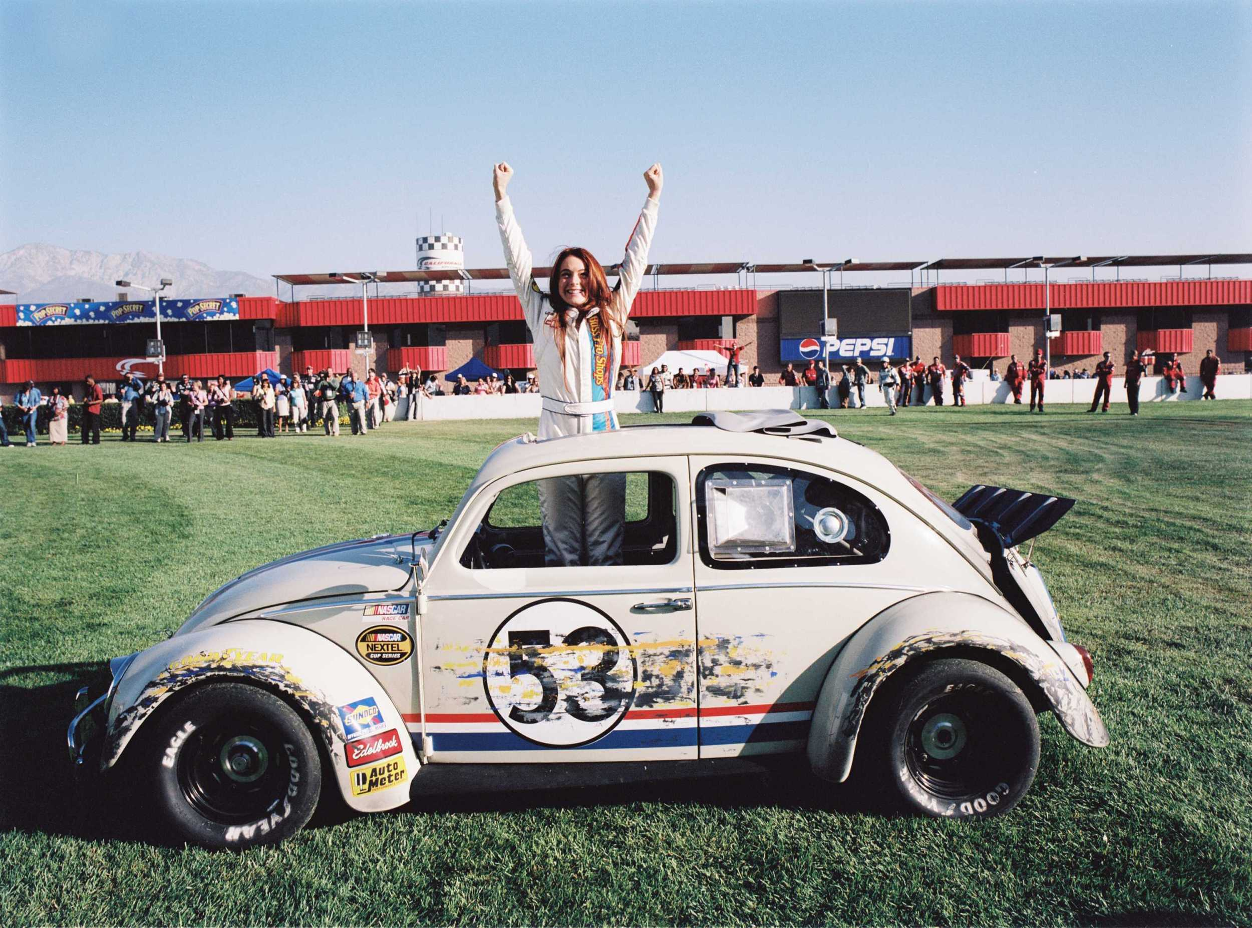 Movies images Herbie: Fully Loaded HD wallpaper and ...