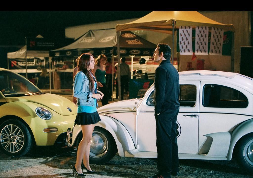 Herbie Fully Loaded Movies Photo 14226811 Fanpop
