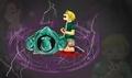 Human Transmutation Circle - fullmetal-alchemist-manga fan art