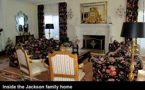 Inside the Jackson family 首页
