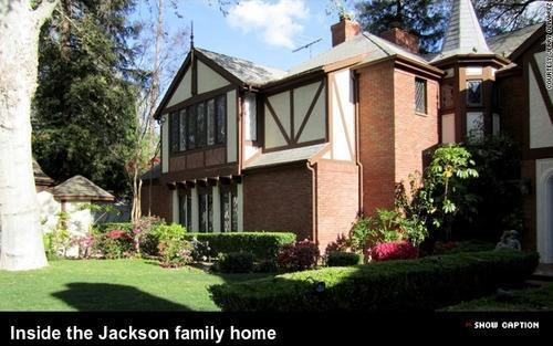 Inside the Jackson family घर