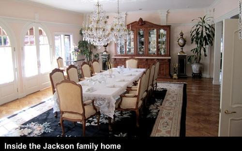 Inside the Jackson family nyumbani