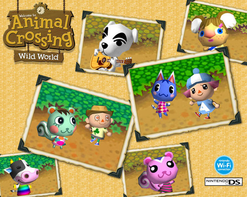 It's Animal Crossing!! <3