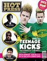 JEDWARD ON HOT PRESS!