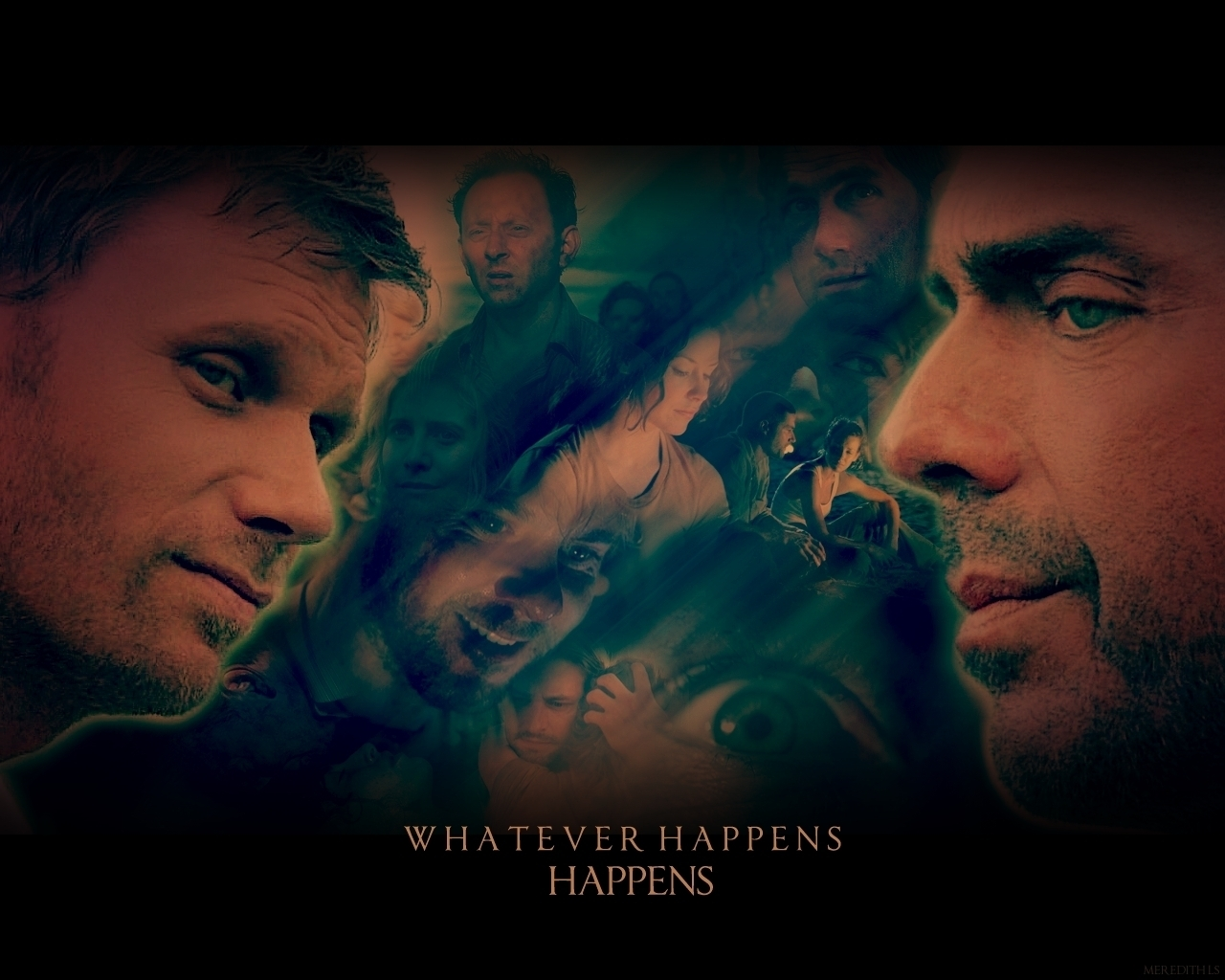 Whatever happens happens