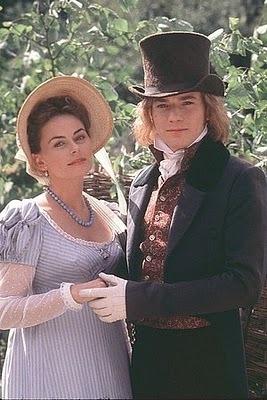 Jane Fairfax and Franck Churchill