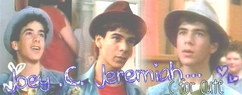Joey .C. Jeremiah