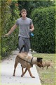 Jogging with Kola and Kevin - 26 July 2010