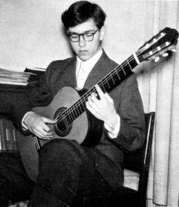 John Williams at the ripe old age of 16