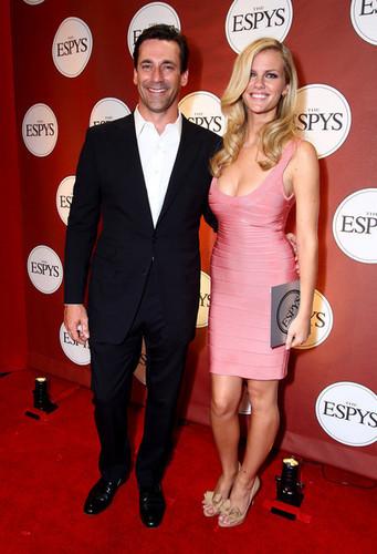 Jon Hamm - 18th Annual ESPY Awards - Backstage