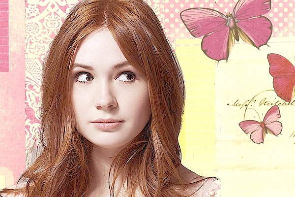 karen gillan underwear pics Primeval is back