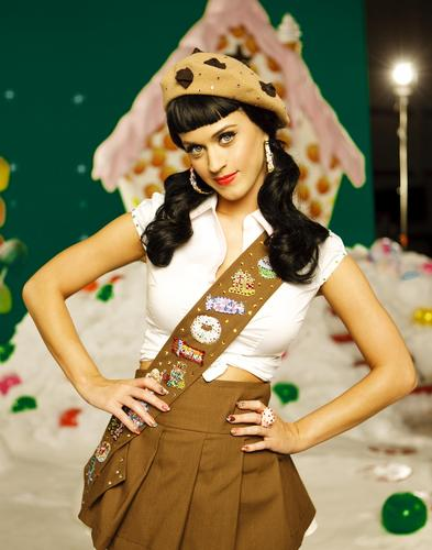 Katy Perry California Gurls Promo