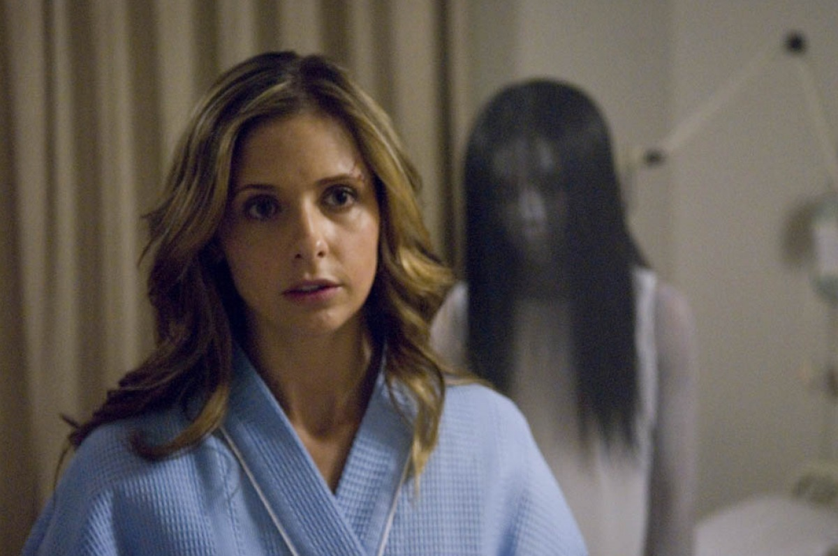 Sarah Michelle Gellar The Grudge 2 In