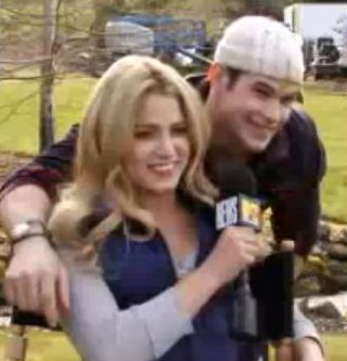 Kellan and Nikki's 'MTV' Interview