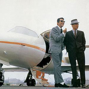 Dean Martin fond d'écran titled King of Cool and The Chairman