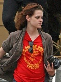 Kristen Stewart As Emily Lawin