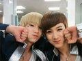 L.Joe and Chunji looking Adorable :D
