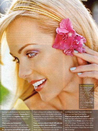 Laura In Ok Magazine