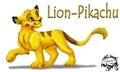 Lion 피카츄