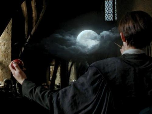 Lupin vs épouvantard