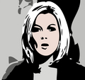 MARY NIGHTINGALE - andy-warhol fan art