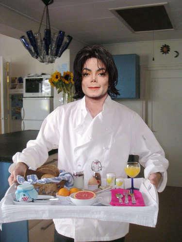 MJ - photoshop