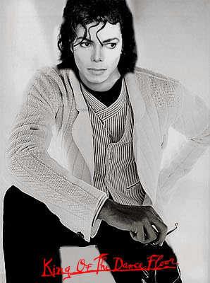 Michael Jackson wallpaper titled MJ - photoshop