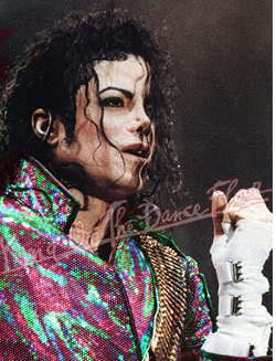 MJ - photoshop