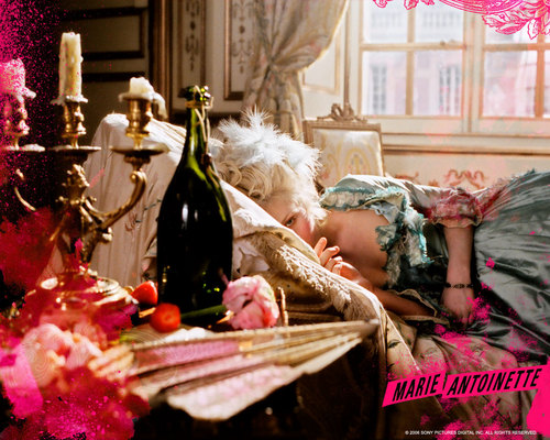 Period Films wallpaper entitled Marie Antoinette (2006)