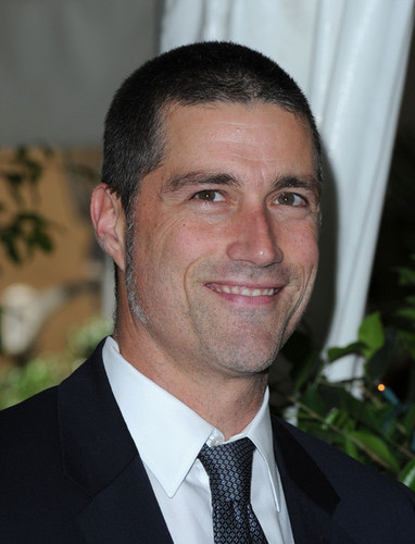 Matthew fox, mbweha - Hollywood Foreign Press