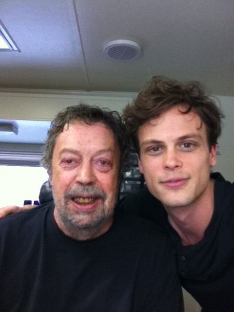 Matthew & Tim curry, de curry