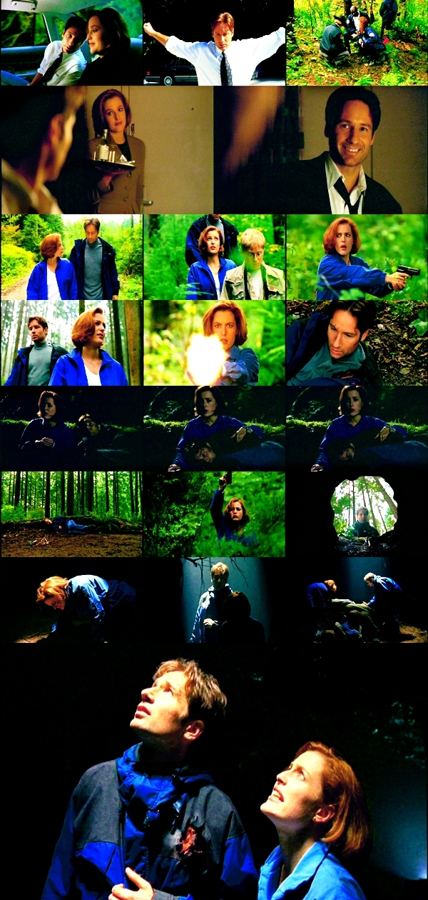 Mulder/Scully Picspam