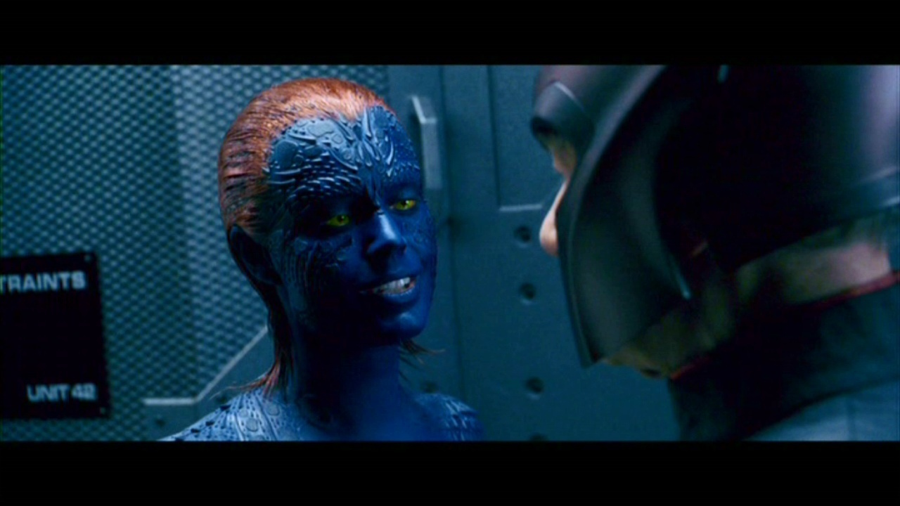 X Men Mystique Human The gallery for -->...