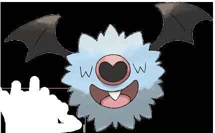 Pokémon wallpaper called New Pokemon: Koromori