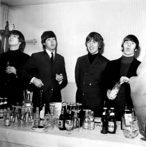 Nice face, Ringo!