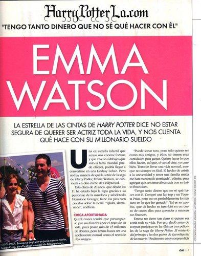 OK! - August 2010 (Spain)
