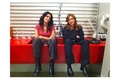 On Set Angie &amp; Sasha - rizzoli-and-isles photo
