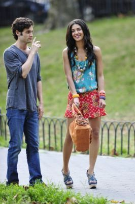 On Set Gossip Girl, July 27th 2010