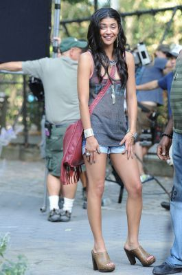 On Set Gossip Girl, July 27th 2010