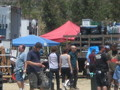 On set of Twilight with Jackson (Old/New photos)  - twilight-series photo