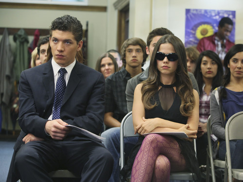 PLL 1x08 - Please do talk about me when I'm gone