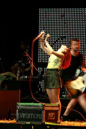 Paramore at Harrington, DE @ Delaware State Fair [24.07.10]