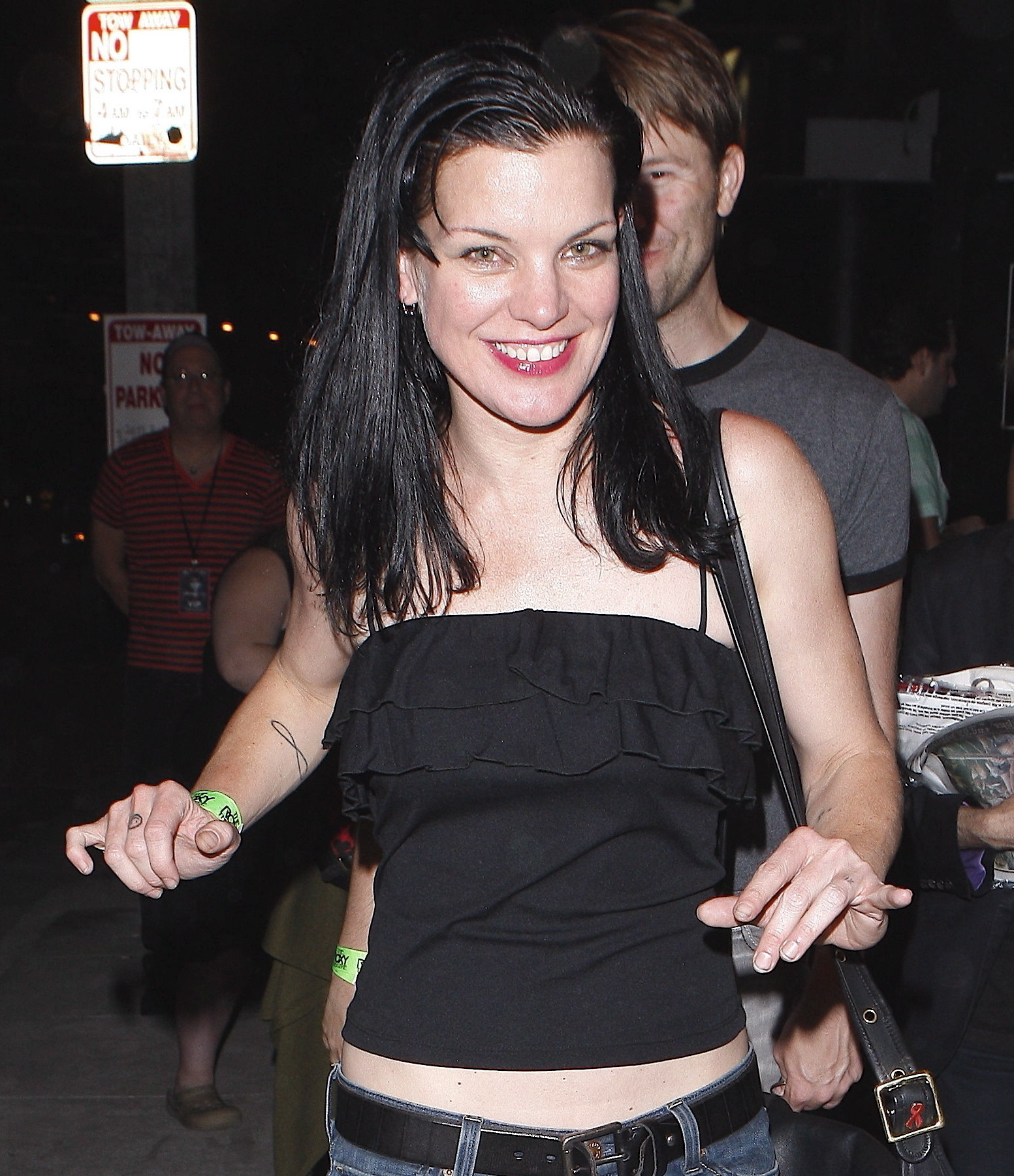 Nude pics of pauley perrette