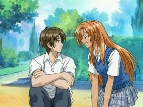 Peach Girl images Momo and Kairi wallpaper and background photos