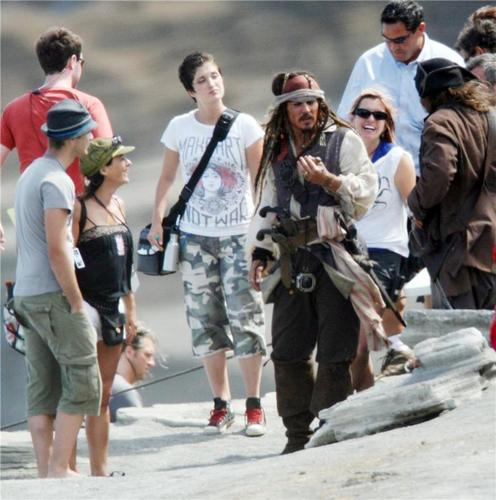 Pirates of the Caribbean 4 (SET)