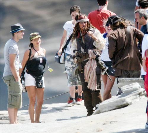 Pirates of the Caribbean 4 (SET)